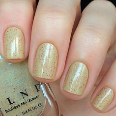 Spiced Eggnog - Eggnog Creme Holographic Nail Polish by ILNP Spiced Eggnog, Neutral Nail Polish, Holographic Nail Polish, Color Street, Nail Designs, Spices, Nail Art, Unique, Makeup