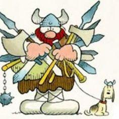 Comic Hagar the Horrible Characters | Hägar the Horrible (Character) - Comic Vine
