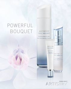 POWERFUL BOUQUET: Flowers are beautiful, but also powerful. Our Ideal Radiance contains a MultiFlora Blend of English daisies, European geraniums, jasmine, evening primrose and Sophora japonica, each chosen for their ability to brighten, soothe or help repair your skin.