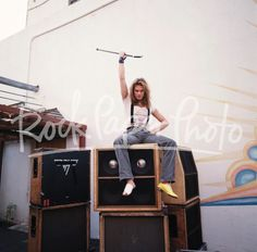 Neil Zlozower - Rock Paper Photo Store David Lee Roth, Music Photographer, Photo Store, Music Memes, Fine Art Photography, Pop Culture, Rock, Paper, Artist