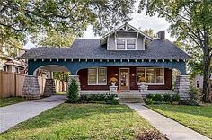 Nashville Bungalow | Craftsman | Arts and Crafts