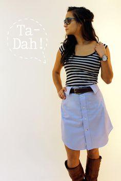 DIY Dresses : DIY Dresses