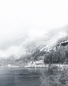 Norwegian winter via