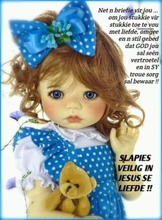 Evening Greetings, Afrikaanse Quotes, Goeie Nag, Good Night Quotes, Special Quotes, Beautiful Pictures, Blessings, Faith, Sayings