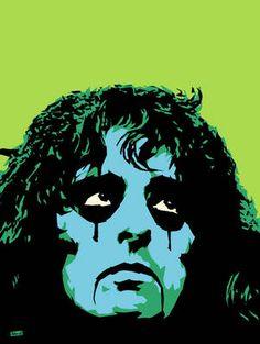 Alice Cooper http://www.gigposters.com/classifiedads/over2420/p583-perkins-77-art-print-seriesalice-cooper.html