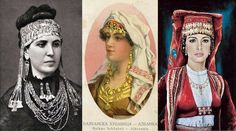 albanian traditional wedding costumes Traditional Outfits, Traditional Weddings, Albanian Culture, Wedding Costumes, Folk Costume, Macedonia, Draco, Perfect Wedding, Beautiful Dresses