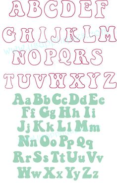 Embroidery Fonts Value Pack - Applique Fonts and Matching Fill Font Designs - Keep On Truckin Applique Capital Letters for 4x4, 5x7, 6x10 hoop