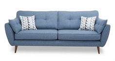 Zinc 4 Seater Sofa  | DFS