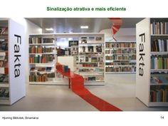 sinalização para biblioteca - Pesquisa Google