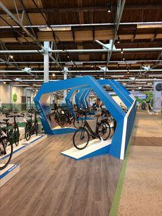 Experience center De Fietser, Koga, brand experience - by DST