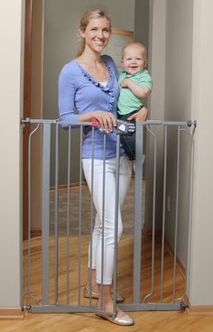 Deluxe Easy Step Extra Tall Gate