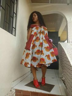Pictures of our most lovely ankara styles of all time for every beautiful lady out here. Some try these lovely ankara styles African Print Dresses, African Print Fashion, African Fashion Dresses, African Wear, African Dress, Ankara Fashion, African Prints, African Outfits, African Style