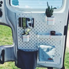 Ikea hacks: how to make your furniture unique! – My in the Bulli: … Ikea hacks: how to make your furniture unique! – My in the Bulli: Perforated plate as a shelf and additional storage space ☺️ – Ikea hacks: how to make your furniture unique! Camper Hacks, Caravan Hacks, Bus Camper, Caravan Decor, Rv Campers, Camping Equipment, Camping Gear, Camping Checklist, Camping Outfits