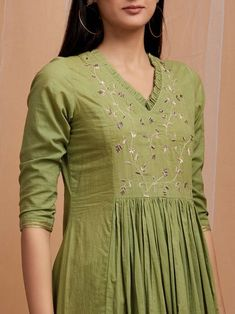 Style Casual,Street Pattern Color block,Leopard Sleeves Type Short sleeves Length Maxi Collar V neck Material Polyester,Cotton Season Summer Occasion Daily life,Going Out Salwar Designs, Simple Kurti Designs, Kurta Designs Women, Kurti Designs Party Wear, Neck Designs For Suits, Sleeves Designs For Dresses, Dress Neck Designs, Neckline Designs, Frock Design
