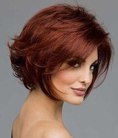 Short Layered Hair for Women Over 40