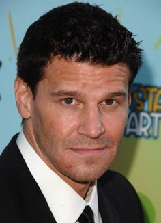 David Boreanaz...Parkie and this years Ithaca College commencement speaker
