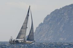 """ISLAND PACKET 45 """"SOBAT KRAS"""" This Island Packet 45 that offers the builder's excellence in cruising yacht design and quality, is a true blu...  email gibraltar@seaindependent.com"""