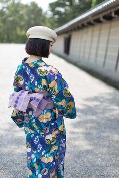 SOU・SOUのコンセプトは、「新しい日本文化の創造」。 古き良き日本文化の象徴である浴衣が、SOU・SOUによって新しい形に生まれ変わっています。
