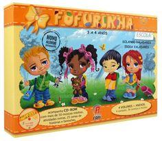 Coleção Fofurinha - ISBN 9788575147726