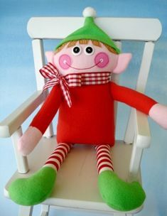 Download Wendy Witch & Ethan Elf Sewing Pattern | Dolls & Clothing | YouCanMakeThis.com