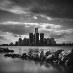 Detroit is so beautiful. Now if only I could a job there and move back... Detroit by Jon DeBoer, via 500px