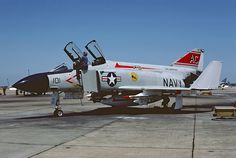 F-4J Phantom 155562 of VF-31 AC-101