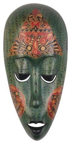 How to Make Handmade African Masks Arte Tribal, Tribal Art, African Masks, African Art, Sculpture Art, Sculptures, My Makeup Collection, Mystique, Masks Art