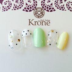 krone2014さんのパステル,ハンド,ドット,サンプルチップネイル♪[1049753]|ネイルブック