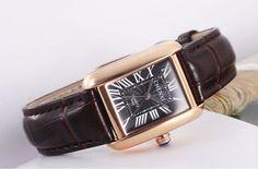 Watch Women Elegant Retro Watches Women Luxury Fashion Watch Quartz Clock Female Leather Women's Wrist Watches Relogio Feminino