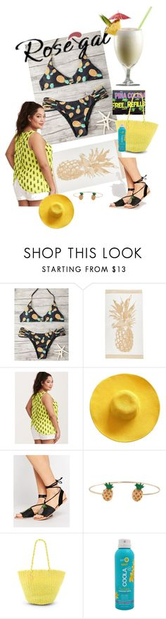 """""""Untitled #1341"""" by george-isaacs ❤ liked on Polyvore featuring Torrid, ASOS, Humble Chic and Salinas"""