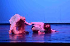 Amore e Psiche creazione coreografica 2014