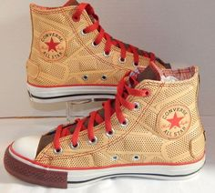 Converse High Top Band Aid Sz Men 5 Women 7 Dr Romanelli Chuck Taylor RARE | eBay