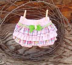 Ruffled Baby Bloomers diaper coverSpring Easter by SouthernSister2, $19.95