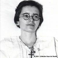 Marthe Robin (1902-1981) est une des plus grandes figures spirituelles françaises du XXe siècle.