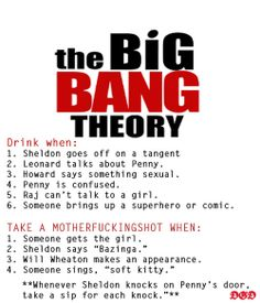My parents watch the Big Bang theory every week. Will definitely make it fun!