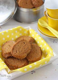 Receta de galletas de carmelo. Receta de postres. Con fotos de presentación y del paso a pasoy consejos de elaboración, presentación y degustación