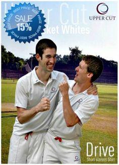 premium cricket gear on sale at www.cricketershop.com