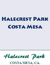 Halecrest Park Wedding Venue In Costa Mesa California