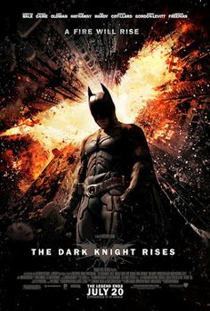 The Dark Knight Rises. Not only best out of the three films but also the best movie I have seen since The Lord of the Rings ended. Christopher Nolan is by far the epitomy what a Director/Producer/Writer should be... excellent.