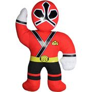 """Power Rangers 18"""" Red Plush Toy"""
