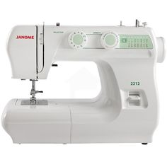 Amazon.com: Janome 2212 Sewing Machine