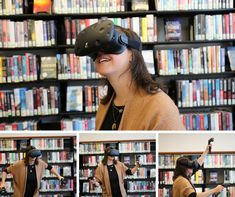 e53c8ebc94c7 Virtual Reality Application Development Company helps people to learn from  Libraries and making a great experience