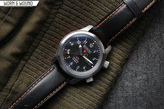 In little a relatively short time, Bremont has gone from an unheard-of to one of the most popular brands out there. Founded by brothers Nick and Giles English, this thoroughly British company seems to have done everything right to build a brand that is successful at retail, yet appeals to cult watch collectors. Their focus … Continue reading Bremont MBII Review