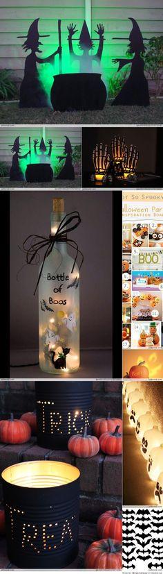 Fall / Halloween Ideas & food