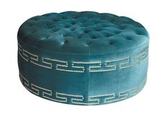 Our exclusive line of ottomans, benches and more Chic Decor is available only at MyChicNest.com!