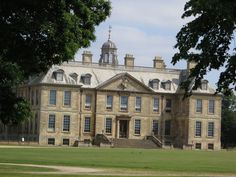 Belton House, Great Britain, Ireland, Handsome, Manor Houses, Country Houses, Mansions, House Styles, Building