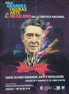 Grandes figuras del Arte Mexicano presenta a David Alfaro Siqueiros