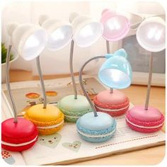 Buy 'Momoi – Macaron Lamp' with Free International Shipping at YesStyle.com. Browse and shop for thousands of Asian fashion items from China and more!