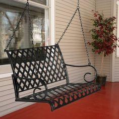 Sleigh Porch Swing