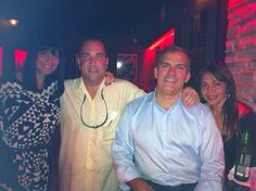 Met them while working @ Sands Hotel, Donna Bottman, Andy Ortiz, and Maria Santillan.  The best sales team!